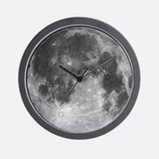 Beautiful full moon Wall Clock