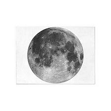 Beautiful full moon 5'x7'Area Rug