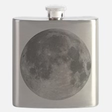Beautiful full moon Flask