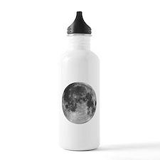 Beautiful full moon Water Bottle