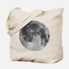 Beautiful full moon Tote Bag