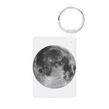 Beautiful full moon Keychains