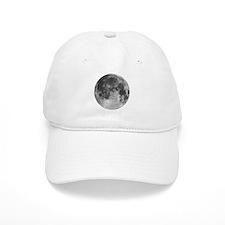 Beautiful full moon Baseball Baseball Cap