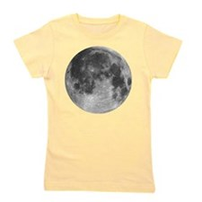 Beautiful full moon Girl's Tee