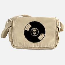 Vinyl record Messenger Bag
