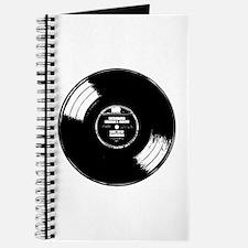 Vinyl record Journal