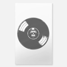 Vinyl record Decal