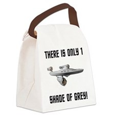 1 Shade Canvas Lunch Bag