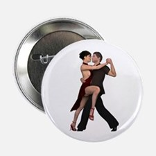 """Dancers ~ Argentine Tango I 2.25"""" Button (10 pack)"""