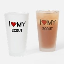 I love my Scout Drinking Glass