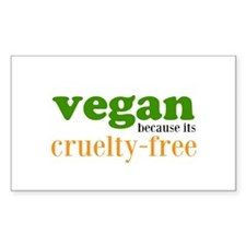 Cruelty Free Decal