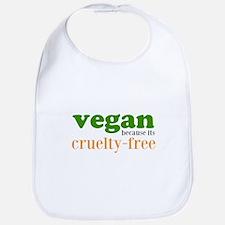 Cruelty Free Bib