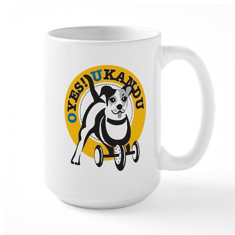 OYESUKANDU Large Mug