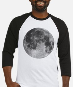 Beautiful full moon Baseball Jersey
