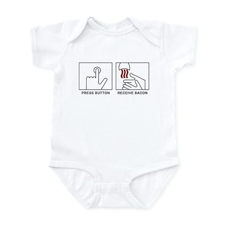 'Receive Bacon' Infant Bodysuit