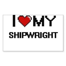 I love my Shipwright Decal