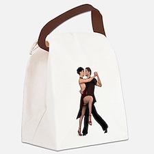 Dancers ~ Argentine Tango I Canvas Lunch Bag