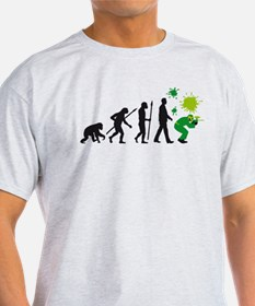 Funny Paintballing T-Shirt