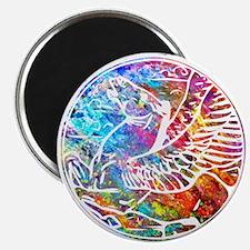 Pegasus Galaxy Coin Magnet