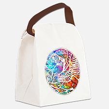 Pegasus Galaxy Coin Canvas Lunch Bag