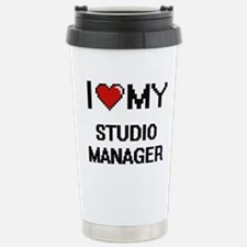 I love my Studio Manage Travel Mug