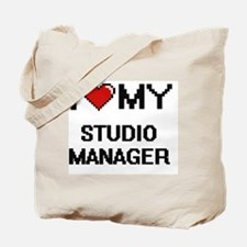 I love my Studio Manager Tote Bag