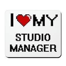 I love my Studio Manager Mousepad