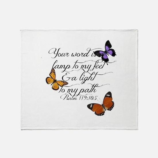Lamp Throw Blanket