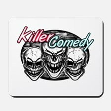 Laughing Skulls: Killer Comedy Mousepad