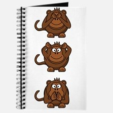 Hear No Evil, Speak No Evil, See No Evil M Journal