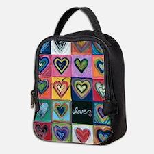 Unique Funky Neoprene Lunch Bag