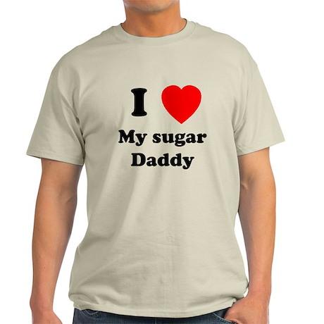 My Sugar Daddy Light T-Shirt