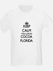 Keep calm you live in C Women's Cap Sleeve T-Shirt
