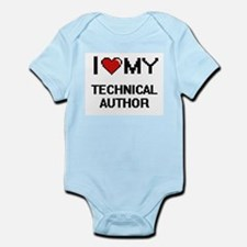 I love my Technical Author Body Suit