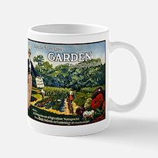 UNCLE SAM GARDEN coffee cup