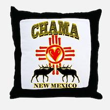 CHAMA LOVE Throw Pillow