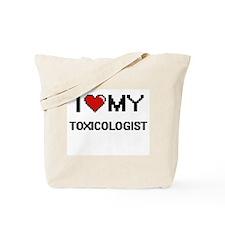 I love my Toxicologist Tote Bag