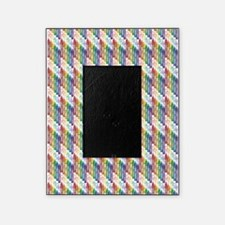 Colorful Crayons Picture Frame