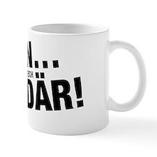 Funny Barney stinson Mug
