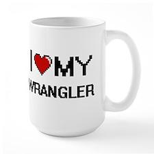 I love my Wrangler Mugs