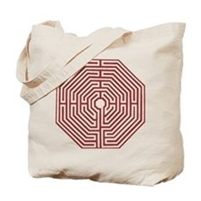 The labyrint - Tote Bag