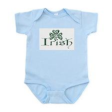 Irish: Celtic Shamrock' Infant Bodysuit