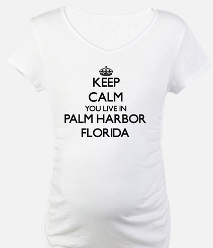 Keep calm you live in Palm Harbo Shirt