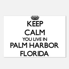 Keep calm you live in Pal Postcards (Package of 8)