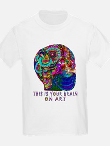 ART BRAIN T-Shirt