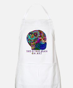 ART BRAIN Apron