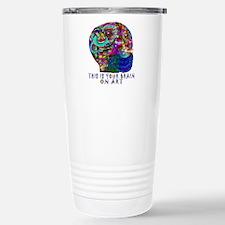 ART BRAIN Travel Mug