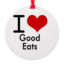 Good Eats Ornament