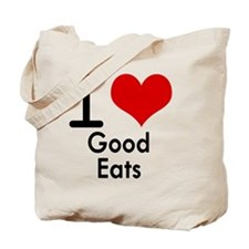 Good Eats Tote Bag