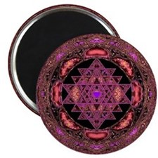 Magic Mandala Magnets